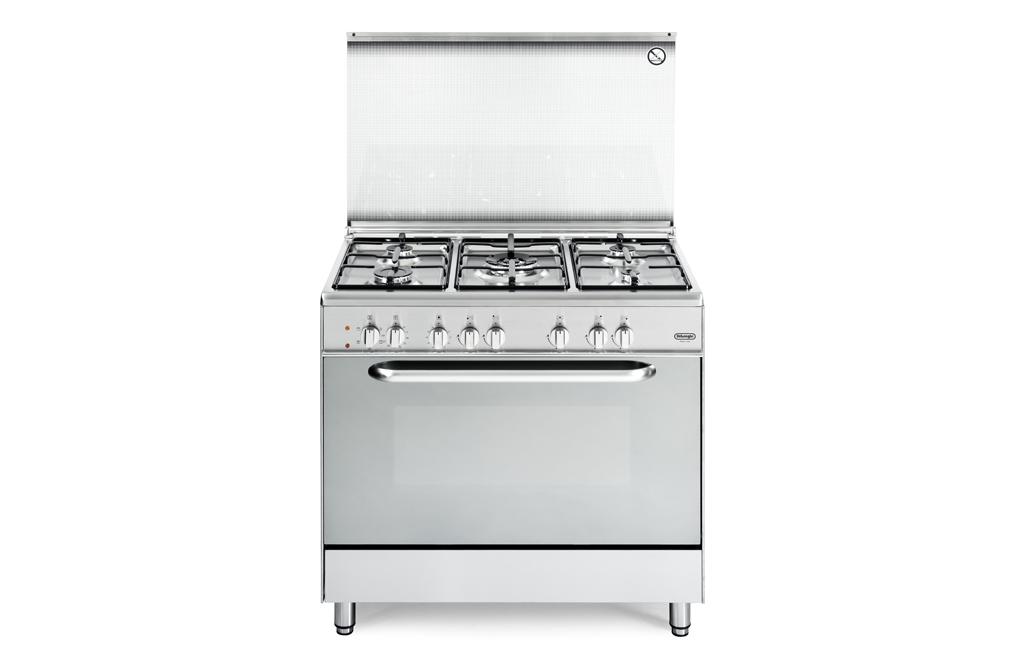 Cucina de longhi demx 965 5 fuochi forno elettrico colore - De longhi cucine modelli ...