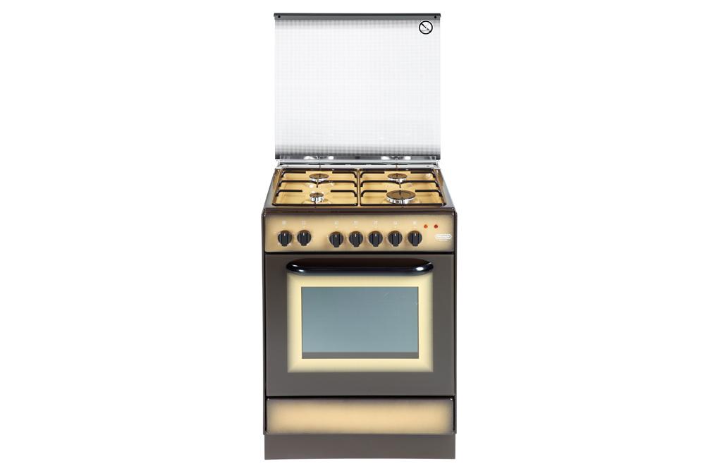 Devk 654 de 39 longhi cookers for Stufe a gas con bombola