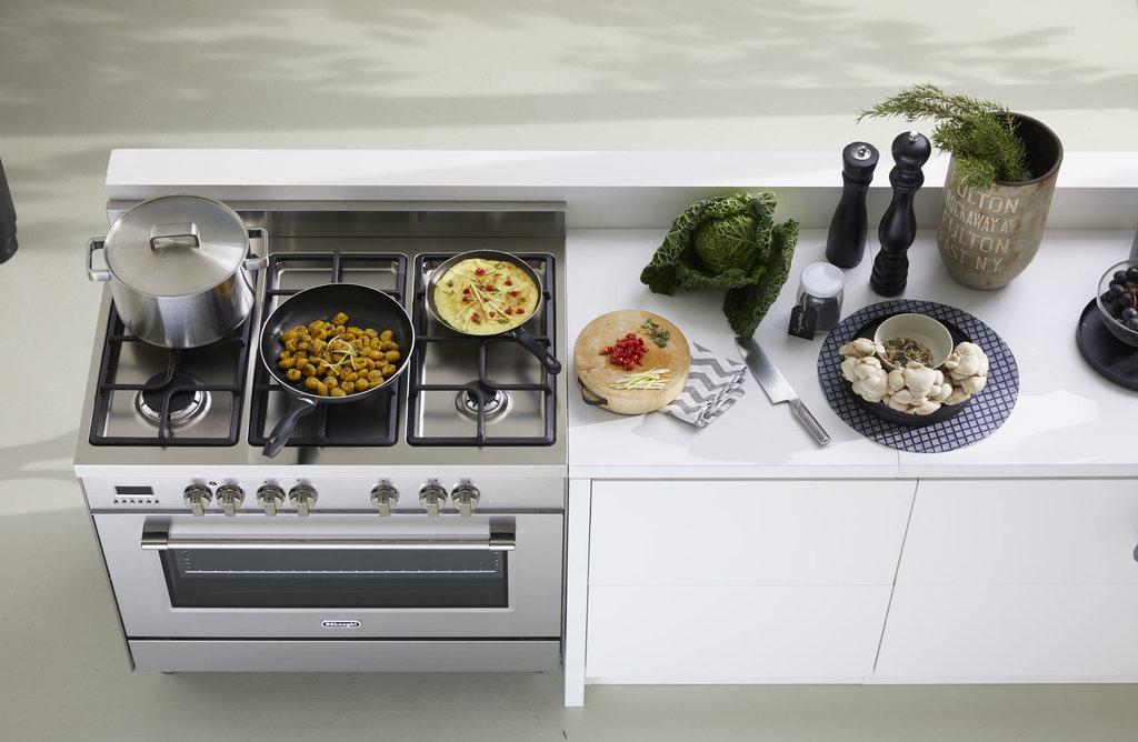Foto Cucine Freestanding - De\'Longhi Cookers