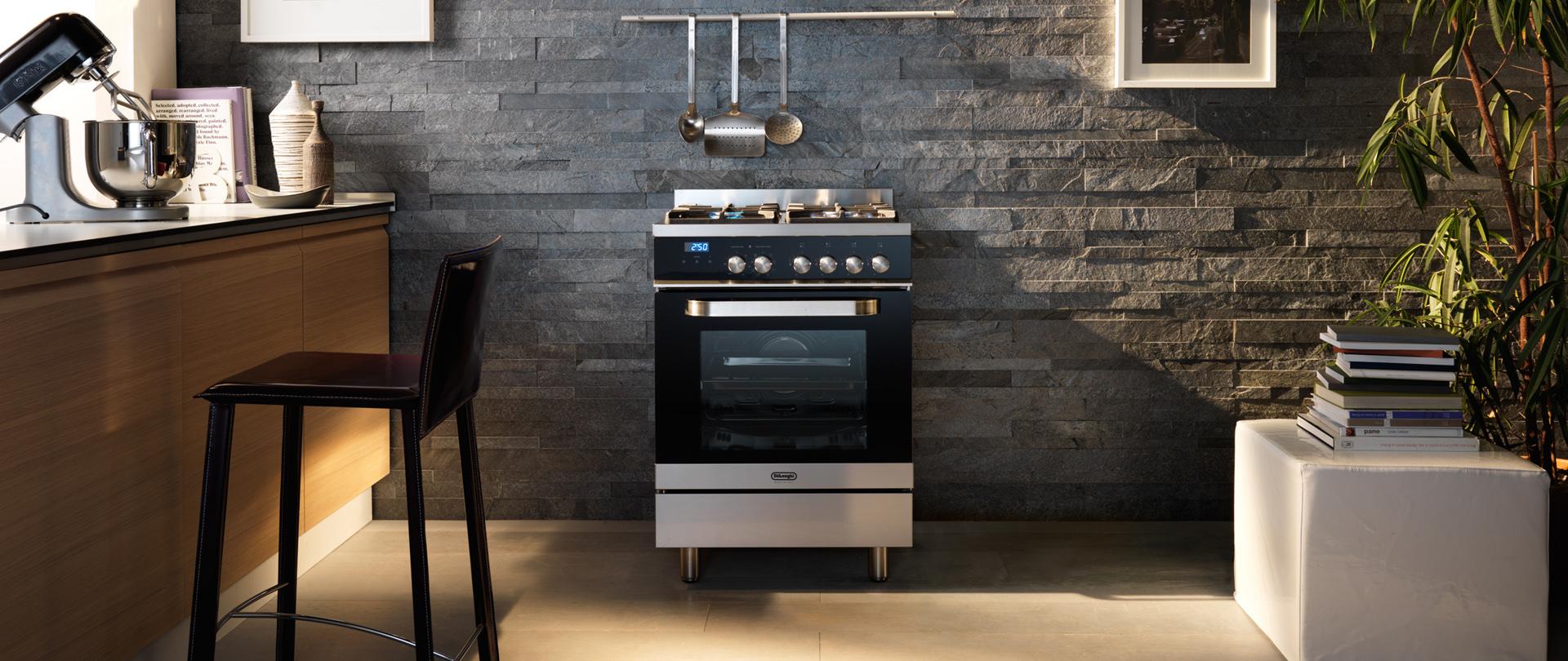 Cucina free standing linea Soft