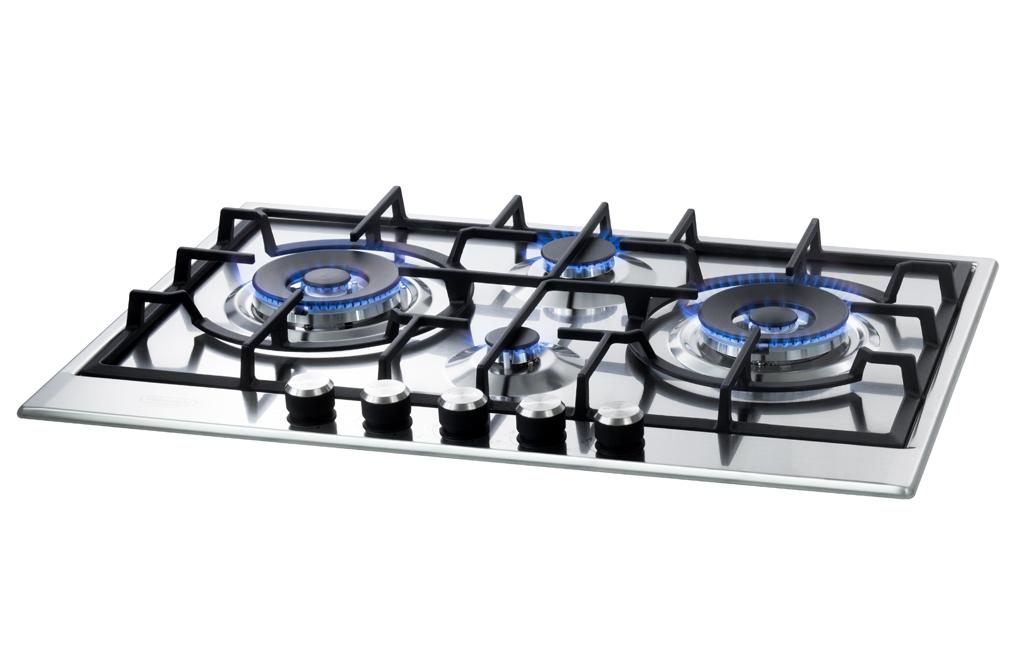 Slf 475 x de 39 longhi cookers - Piano cottura 75 ...