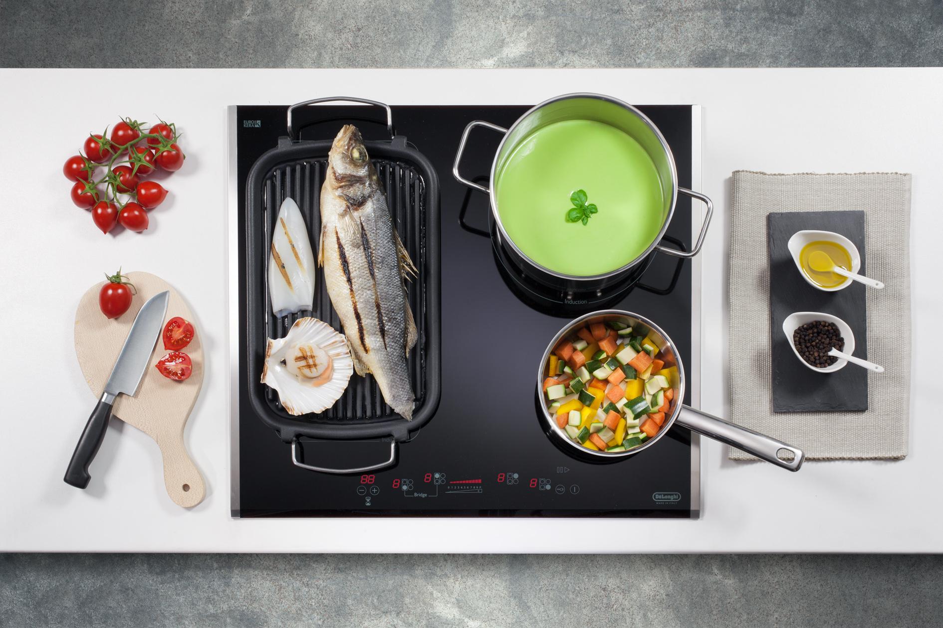 Pin 64 tc de 39 longhi cookers - Piastre elettriche a induzione ...