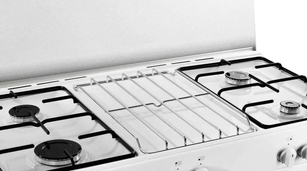 sgw 854 n - de'longhi cookers - Delonghi Cucine A Gas