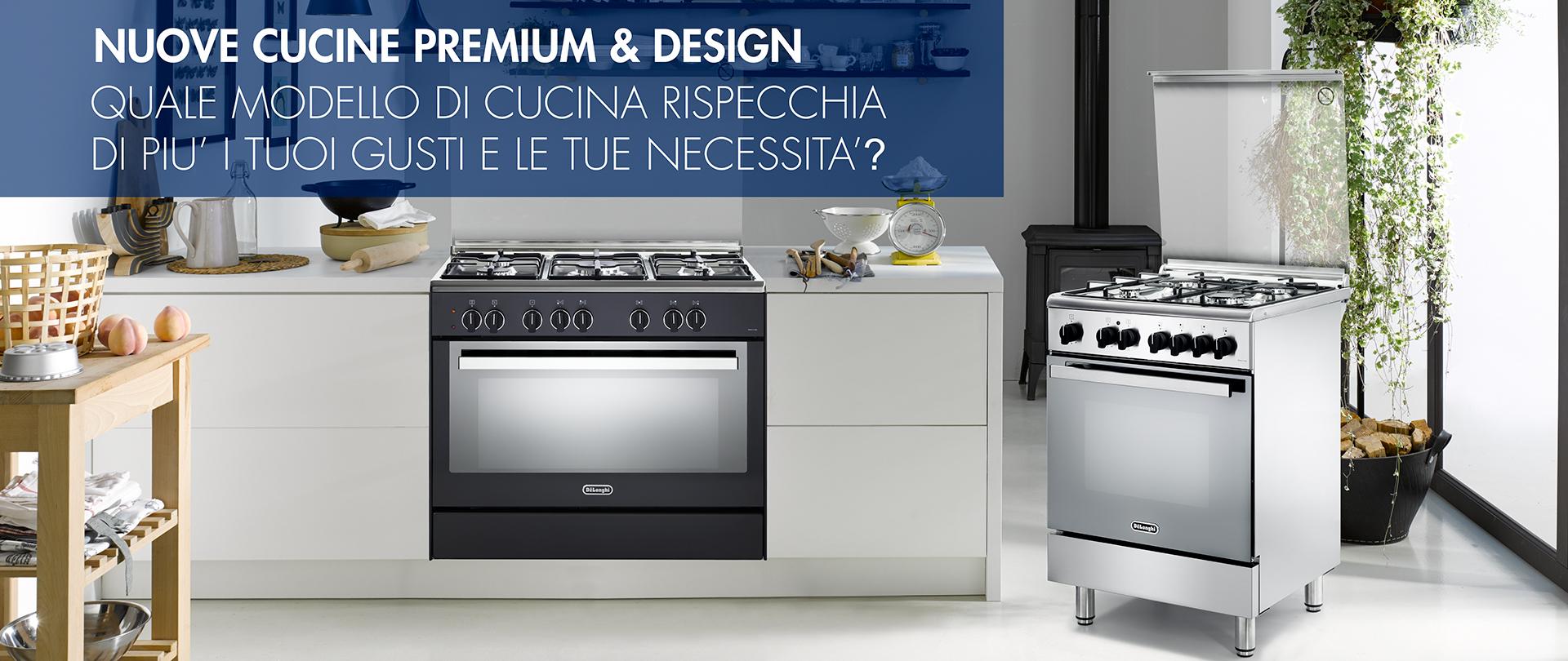 Nuove cucine Premium e Design